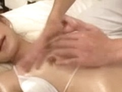Erotic Oil Massage Secret Creampie