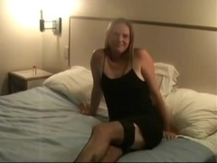 swinging wife enjoys 2 blk men (cuckold)