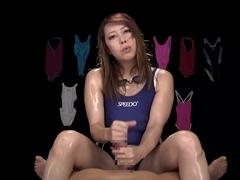 Harajuku Rina Swimmer Kazama Yumi