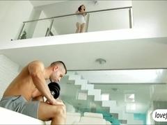 Certified hottie Liona Levi erotic fuck