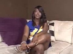 Big Ass black Cheerleader Interracial
