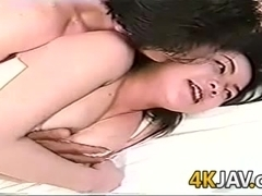 Retro Japanese Woman Having Sex