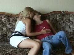 Smoking Hot Lesbian Teaser