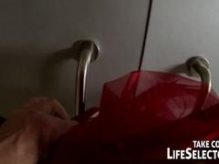 Fuck Mya Diamond, watch Tina Blade cheating and squirting