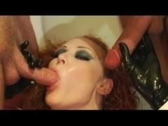 Audrey Hollander Erotic Cabaret two Scene two