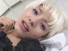Cosplay Porn: Welcome To Max Cafe-Tina Yuzuki part 1