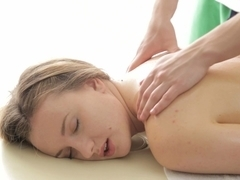 Lavanda Gets A Massage And A Pussy Plowing