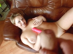 Sexy Blonde gets Fucked Good!