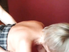 Son's fried fuck hot Russian mom