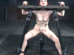 Caned bdsm submissive punished harshly