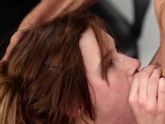 Crazy pornstar Alaina Dawson in Fabulous Redhead, Tattoos adult scene
