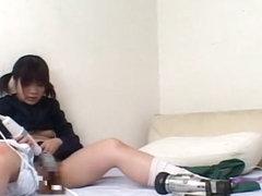 Best Japanese slut Hina Komatsu in Horny Solo Girl, Masturbation/Onanii JAV video