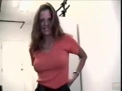 Karen audition in the porn community