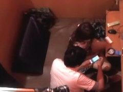 Super VIP monopoly public! Dekin verge! Net cafe voyeur nurses Toronto's amateur couple voyeur Sym.