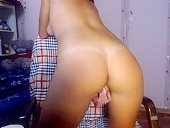 Squirting Russian Teen