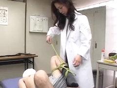 Queen Mealey Aoyama Guidance Of Shyness SM Female Teacher