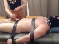 My husband  leigh sissy bitch harrison from wombwell