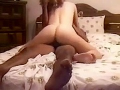 Poor hubby got humiliated by concupiscent white wife