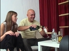 Little Russian Legal Age Teenager Golden-Haired Like Anal Fuck