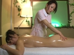 Lesbo Massage YUI (Censored)