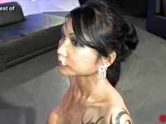 Best pornstar in Horny Facial, Bukkake porn movie