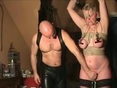 mature slave tortured 2