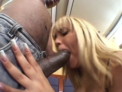 golden-haired large bumpers scoops breasty brazilian hawt