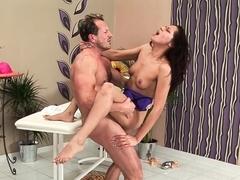 Massage Me Intensely, Scene #01