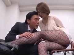 Tamaki Nakaoka is a cock sucking champion