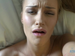 Horny pornstars Cotton Candy, Colt 45, April Brookes in Incredible College, Redhead porn movie