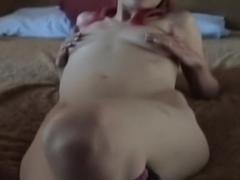 Crazy pornstar Aeon Angel in amazing redhead, masturbation porn video