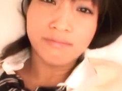 Crazy Japanese whore in Exotic Fingering, POV JAV scene