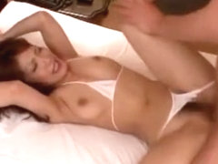 Best Japanese whore in Crazy MILFs, Big Tits JAV clip