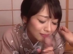 Crazy Japanese chick Sho Nishino in Hottest JAV movie