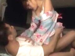 Amazing Japanese girl Chika Arimura, Rino Mizusawa, Yuu Shinoda in Crazy Threesomes, Fingering JAV.