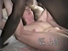 Nympho aged wifey 90min orgy with dark boy three