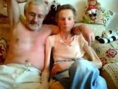 Sex with anorexic grandma