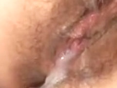 75 HIRSUTE CREAMPIES IN A ROW! (snatch & anal)