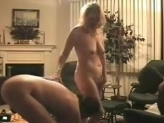 Hot Blond Wife Fucks BBC  Has CuckHub Clean