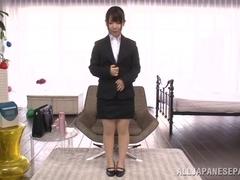 Luscious young Asian girl Kokoa Aisu adores doggie fuck