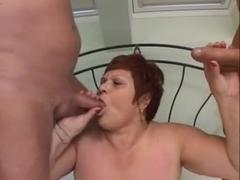 Grandma Anal Sex
