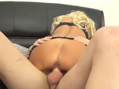 Amazing pornstar Brittany Andrews in horny blowjob, big tits sex video