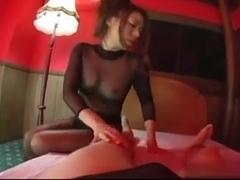 Systemic fishnet milf sex