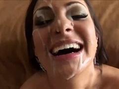 Angelina Valentine POV oral pleasure