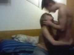 18yo girlfriend during sex. hidden livecam