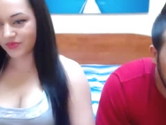 valaandchris amateur record on 05/21/15 16:30 from Chaturbate