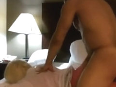 Thick wife drilled by paramour like a schoolgirl