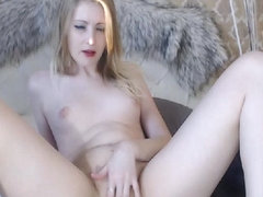 Horny Exchange Student Solo on Cam