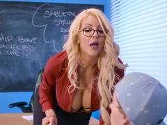 Nicolette Shea In Ms Sheas Summer School