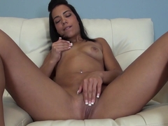 Incredible pornstar Ember James in Exotic Small Tits, Solo Girl porn movie